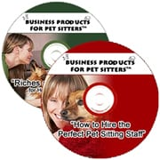 Teleclass Recording Combination Package for Pet Sitters: Hiring the Perfect Staff and R & R for the Holidays Teleclasses