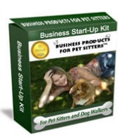 Business Start-Up Kit For Pet Sitters and Dog Walkers