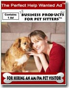 The PERFECT Help Wanted Ad: A.M./P.M. Pet Visitor™