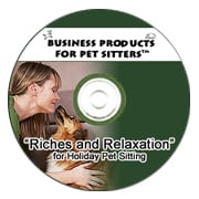 Riches and Relaxation (R&R) for Holiday Pet Sitting