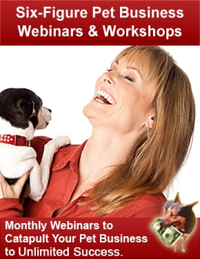 Webinars for Pet Business Success