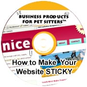 How to Make Your Pet Business Website STICKY Webinar Recording