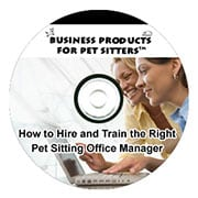 How to Hire and Train Your Right Pet Sitting Manager Recording