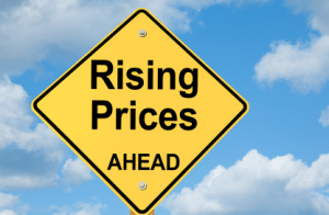 raising prices