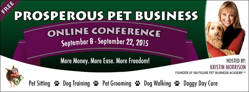 Pet Business Conference - Six-Figure Pet Business Academy