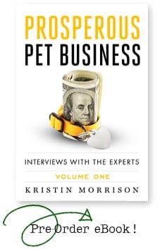 prosperous pet business - kristin morrison