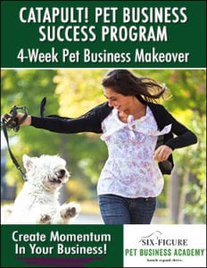 CATAPULT! 4-Week Pet Business Success Program Bootcamp