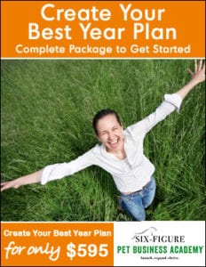 create your best year plan